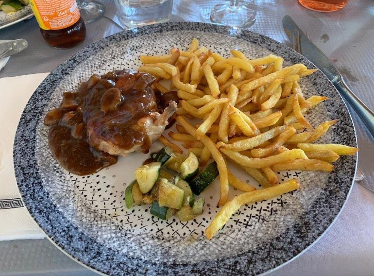 Restaurant français à Quissac